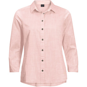 Jack Wolfskin Emerald Lake LS Shirt Women blush pink